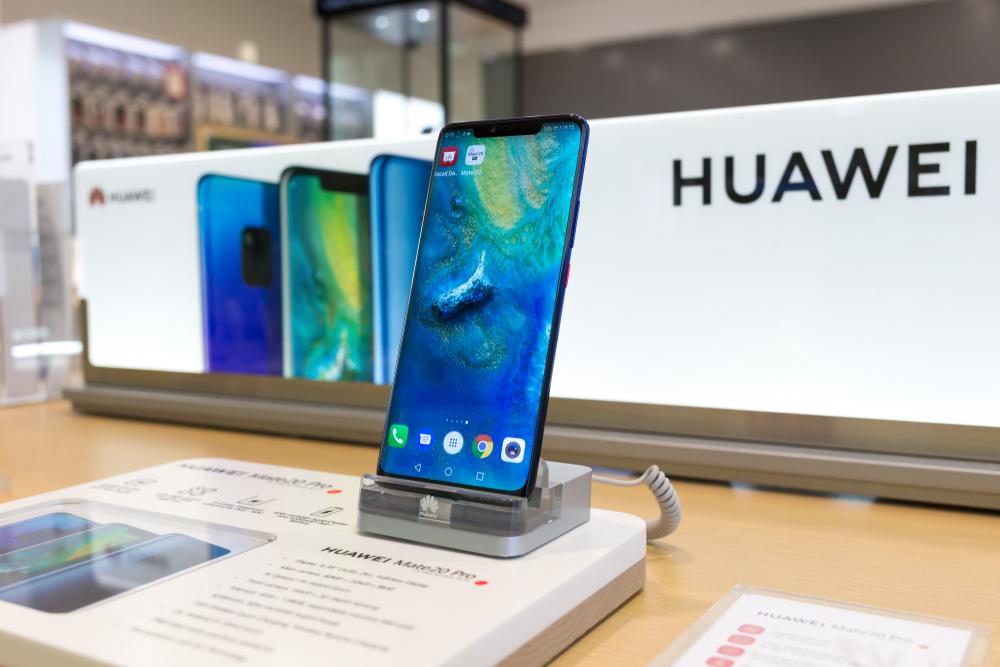 Used Huawei