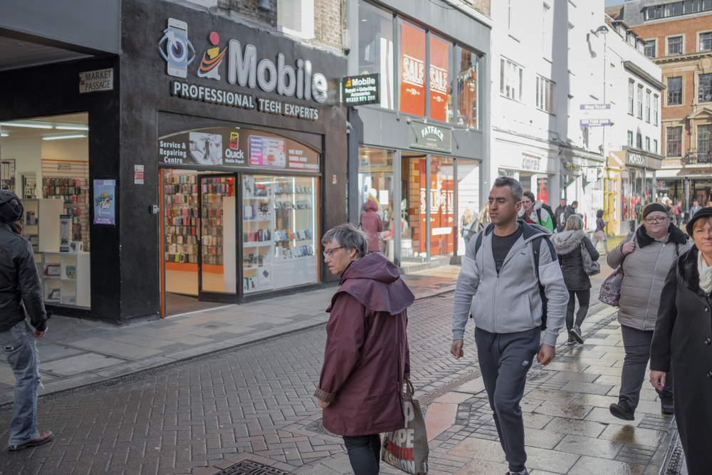 shutterstock 1334608802 - Why Are We Seeing More Used Phone Shops On The High Street?
